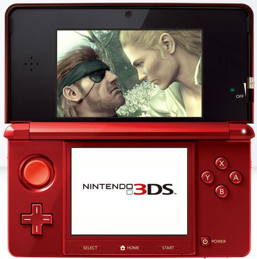 Snake Eater 3DS